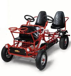 how to build a pedal cart pvc | Dino Train ZF Pedal Car (Dino Cars)