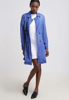 BOSS Orange OTRENCHA Trench medium blue prix promo Trench Femme Zalando 360.00 €