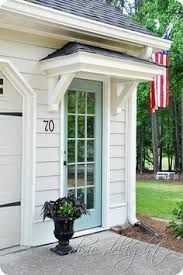 Image result for front door home entry canopy