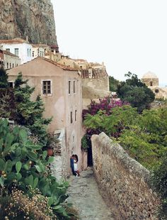 Pre wedding shoot in Monemvasia Greece #monemvasiawedding