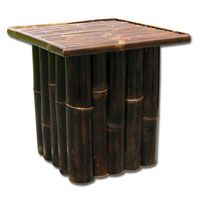 Bamboo side table Bamboo Furniture, Furniture Decor, Bamboo Table, Bamboo Shoots, Bamboo Crafts, Pallet Projects, Natural Materials, Home And Family, Interior Decorating