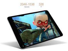 Xiaomi Mi Pad 2 Windows Tablet - Windows 10, Quad-Core CPU, 2GB RAM, OTG, Dual-Band Wi-Fi, 64GB Memory, 7.9-Inch
