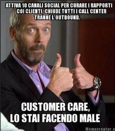 Fare Customer Care oggi, tra social network e cul de sac
