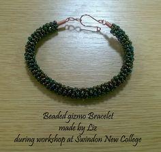 Made during workshop at Swindon New College run by Rachel www.verchieljewellery.co.uk