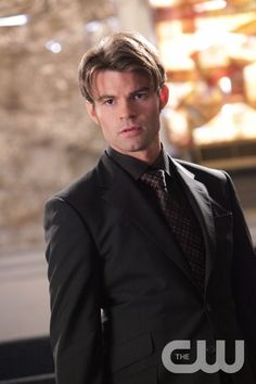 """Rose"" - Daniel Gillies as Elijah in THE VAMPIRE DIARIES on The CW.  Photo: Quantrell Colbert/The CW  ©2010 The CW Network, LLC. All Rights Reserved."