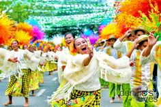 Iloilo Kasadyahan Festival 2017 3rd Runner Up -Tinabuay Festival of Murcia, Negros Occidental
