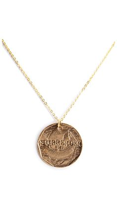Surrender Necklace by Alisa Michelle