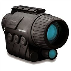 Bushnell Equinox 260440 Digital Night Vision Personal Security Surveillance for sale online Cloudy Nights, Binoculars For Kids, Night Vision Monocular, Night Sights, Hunting Scopes, Security Surveillance, Tactical Gear, Digital Camera, Equinox