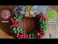 Venčeky - Christmas Wreaths, Holiday Decor, Home Decor, Xmas, Decoration Home, Room Decor, Interior Design, Home Interiors, Christmas Garlands