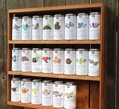 0246 Choose any 3 of our bagged teas made von flyingbirdbotanicals