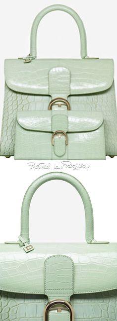 Regilla ⚜ Una Fiorentina in California Coral Aqua, Mint Blue, Aqua Color, Mint Green Fashion, Fashion Themes, Color Fashion, Types Of Bag, Shades Of Green, Fashion Bags