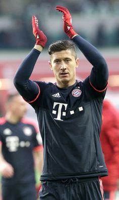 Robert Lewandowski / Fc Bayern München / Poland/ Polish National Team #MiaSanMia