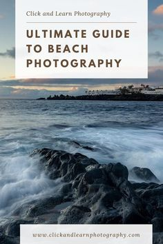 The coast has a way of making us completely awestruck with the sheer size and power of nature.  But how do you convey these emotions in your beach photography?   Check out our Ultimate Guide to Beach Photography for some tips, tricks and gear considerations for your next trip to the coast.  #photography #photographytips #beach #beachphotography #photographyinspiration #photographyideas Beach Photography Tips, Landscape Photography, Travel Photography, Profile Website, Beach Tops, Professional Photographer, Waterfall, Coast, Tips
