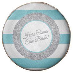 Bridal Shower, Custom Printed Cookies