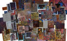 Collage de obras desde 1990