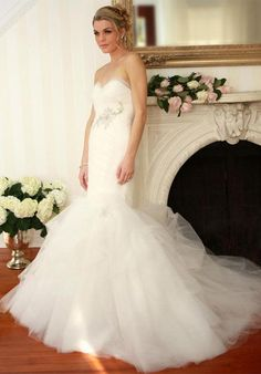 The Wedding Planning: Victoria Nicole 2012 bridal wedding dresses show