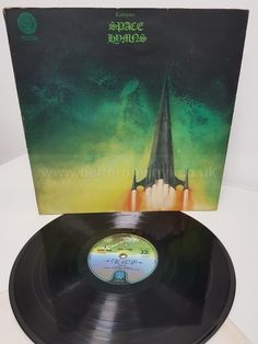 RAMASES, space hymns, 6360 046, 12 - NEW IN FOR December 2017 Vinyl Record Shop, Vinyl Records, Almost Always, Lps, Space, December, Rock, Floor Space, Skirt
