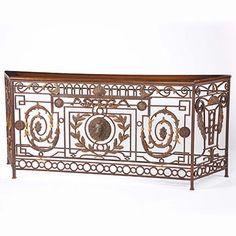 "Century Furniture - Grand Tour Furniture (SF5021) CONSOLE TABLE (25"" deep!!!!)"