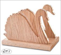 Swan Napkin Holder
