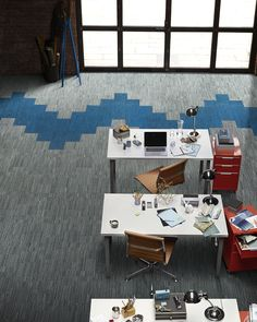 Looking for commercial carpet tile? Browse Interface's full offering of modular carpet tile and order samples today.
