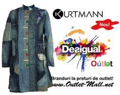 Reduceri #Desigual in outlet Kurtmann, brandul care emana fericire, optimism si energie! | #Outlet online