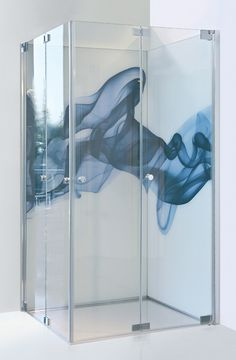 I love this! Digitally Printed Glass For The Home By Sprinz