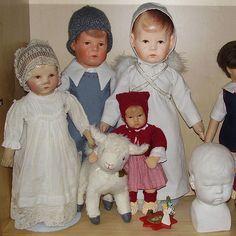 Käthe Kruse Puppen - Kathy Kruse Dolls
