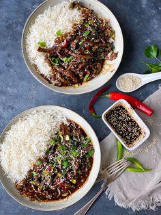 Yakiniku | Zofias Kök | Allt om Mat Baby Food Recipes, Wine Recipes, Asian Recipes, Cooking Recipes, Yummy Asian Food, Yummy Food, Tummy Yummy, Vegetarian Recipes, Healthy Recipes
