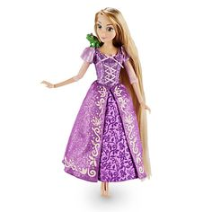 Rapunzel Classic Doll with Pascal Figure - 12'' | Disney Store