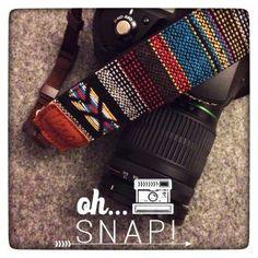 KlickKlickZoom – Mein neuer Kameragurt für die Pentax  My new camera strap from klickklickzoom :-)
