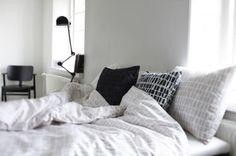 Coronna textile patterns Finlayson Beautiful Space, Beautiful Homes, Textile Patterns, Textiles, Coron, Good Night Sleep, Interior Decorating, Architecture, Bedrooms