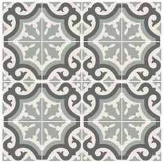 Luxury Vinyl Tile Sheet Floor Art Deco Layout Design Inspiration For - Encaustic vinyl flooring