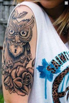 Cowl tattoo