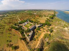 Forte São João da Barra, Cabanas de Tavira, Algarve, Portugal by Maximilian Xavier on 500px