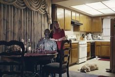 Philip-Lorca diCorcia, Lynn and Shirley, 2008, from the East of Eden series Inkjet print, 101.6 x 152.4 cm