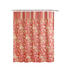Waverly Honeymoon Shower Curtain - Overstock™ Shopping - Great Deals on Shower Curtains