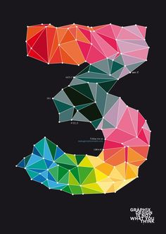 Graphix by Gonzalo Cervell�, via Behance