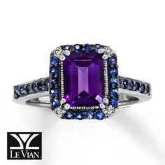 Le Vian- I LOVE this ring, but the reviews concern me a little bit, looks like some people had trouble getting stones that matched the picture
