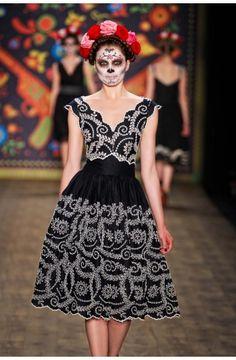Lena Hoschek  Paison Dress