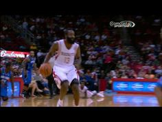Harden and Howard Make the Highlight-Reel Oop in Houston