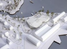 New Culture Centre and Library Winning Proposal / schmidt hammer lassen architects