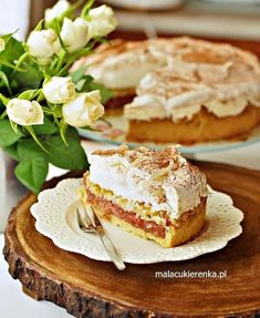 Polish Recipes, Polish Food, Coffee Cake, Camembert Cheese, French Toast, Sandwiches, Good Food, Pie, Baking