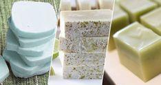 mês Feta, Handmade Soaps, Handmade Cosmetics, Homemade Laundry Softener, Lemon Soap, Household Cleaning Tips, Photo Galleries, Soaps, Plants
