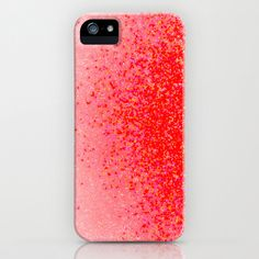 coral dream iPhone & iPod Case by Marianna Tankelevich