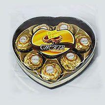 Cherir Chocolate - 8 pcs