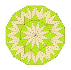 inside the dodecagon - with pattern block shapes Barn Quilt Patterns, Tile Patterns, Pattern Blocks, Rangoli Patterns, Islamic Patterns, Shape Pictures, Foundation Paper Piecing, English Paper Piecing, Art Classroom