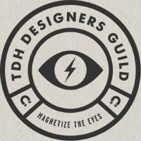Design Guild badge from Tom Dick and Harry.