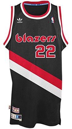 low priced 20b83 740ad Clyde Drexler Portland Trail Blazers NBA Hardwood Classics Adidas Swingman  Jersey.  basketball  jersey  swingman  classic  blazers  drexler  adidas   afflink