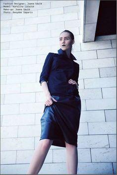 """shadows in fashion networks"" - handmade unique jumpsuit Fashion Network, Ethical Fashion Brands, Bud, Shadows, Leather Skirt, Jumpsuit, Skirts, Unique, Handmade"