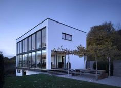 #Minimalistic #House in Ahlen, Germany